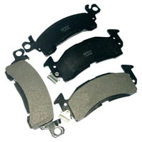 Auto Brake Pad products D52