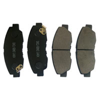 Auto Brake Pad products, series number CA-BP6