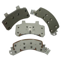 Auto Brake Pad products, series number CA-BP4