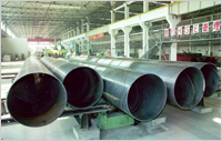 Steel pipe industry chain