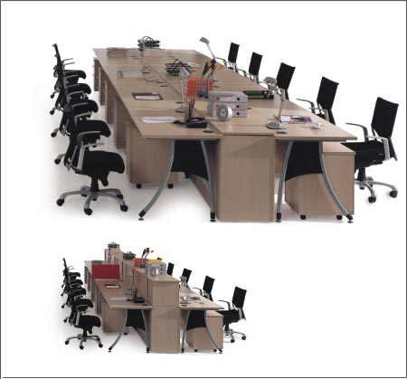 Office furniture, Product Serie Number CA-OF003