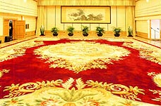 Commercial and Contract Tufted Carpet